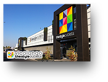 Vicolungo - The Style Outlet